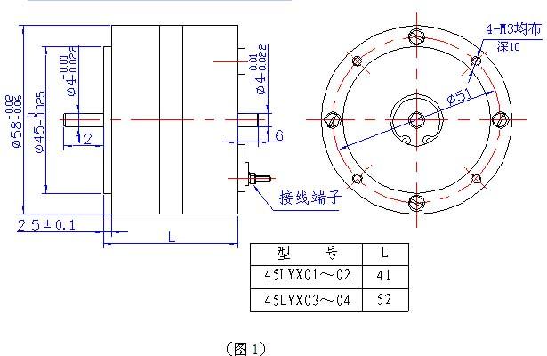 本系列电动机采用稀土永磁体钕铁硼NdFeB或稀土Sm2(CoCuFeZr)17材料制成,具有快速响应、低转速、大力矩、特性线性度好、力矩波动小等特点;而且结构简单、紧凑,是一种高精度伺服系统功率元件。