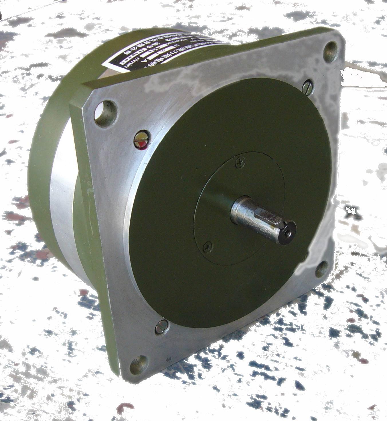 130ly系列永磁直流力矩电动机说明书